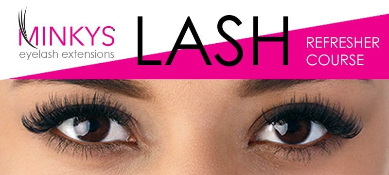 Lash Refresher Course - Eyelash Extension Training and Certification